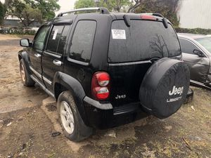 2006 Jeep Liberty. Parts Only for Sale in Orlando, FL