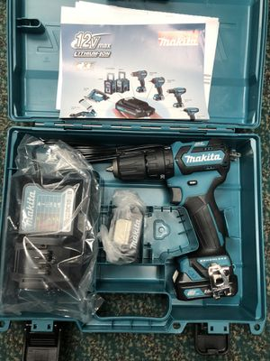 Drill, Tools-Power Makita in case .. Negotiable for Sale in Baltimore, MD