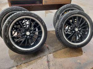 "New tire rims 18"" for Sale in Mesa, AZ"