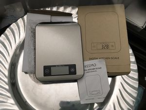 Kitchen digital Scale new open box for Sale in Sylmar, CA
