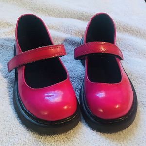 Dr Martens Maccy Mary Janes Hot Pink SZ-13 for Sale in Brookfield, IL
