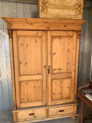 Antique armoire for Sale in Mesa, AZ