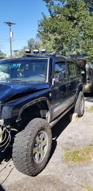 Jeep commander parts for Sale in Kansas City, KS