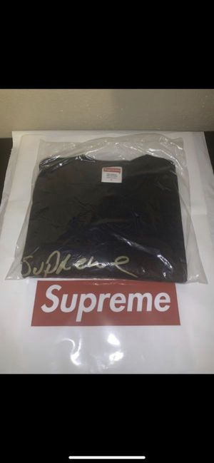 Supreme Mary J. Blige Tee Navy Large for Sale in La Puente, CA