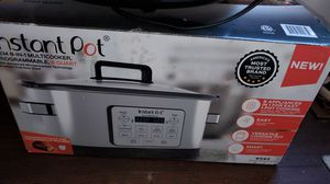 *Pending*Instant Pot Gem 6 Qt 8-in-1 Programmable Multicooker for Sale in Tacoma, WA