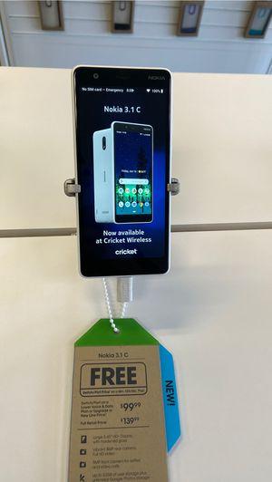 Nokia 3.1 c for Sale in Arroyo Grande, CA