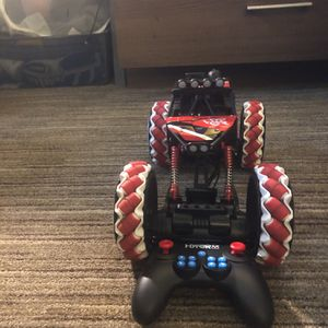 Remote Control Light Up Monster Truck for Sale in Camarillo, CA