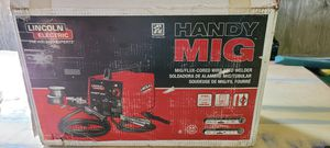 Lincoln Electric Handy mig for Sale in Bull Valley, IL