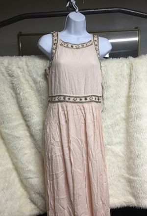 Forever 21 blush maxi dress for Sale in Alhambra, CA