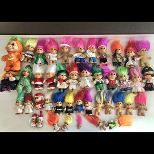 Vintage Troll Dolls for Sale in Del Mar, CA