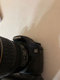 Cannon EOS 30D camera with lens! for Sale in Denver,  CO