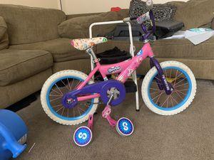 Shopkins 16 inch girls bike for Sale in Fontana, CA