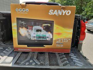 Brand new sanyo flatscreen for Sale in Wallingford, CT