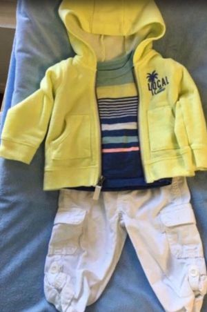 Baby boy set (3pcs)👖👕👶🏼 for Sale in Mission Viejo, CA