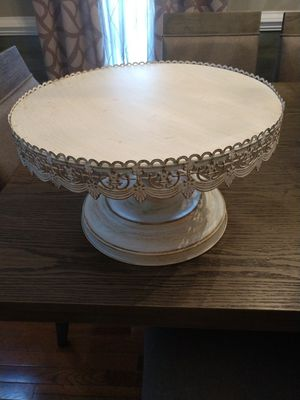 Beautiful Elegant Wedding Cake Stand for Sale in Chesterfield, VA