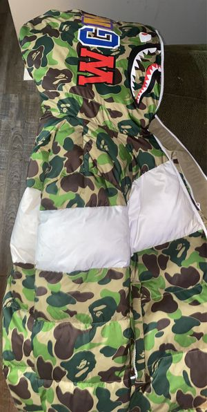 BAPE AND ADIDAS BUBBLE COAT for Sale in Columbus, OH