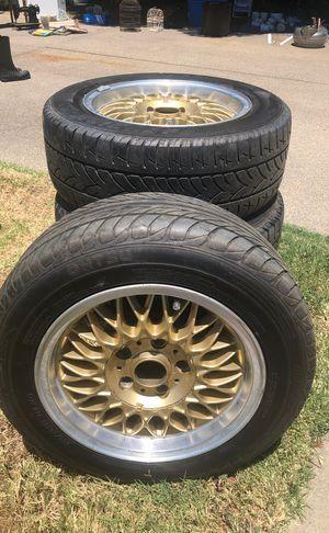 Fuzion HRI 205/60R15 91H tires for Sale in Sacramento, CA