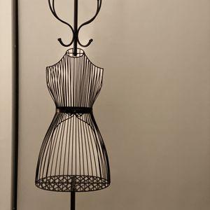 decorative black mannequin for Sale in McLean, VA