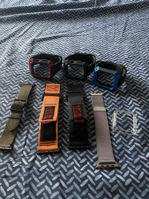 Apple watch bands 44mm for Sale in Flower Mound, TX