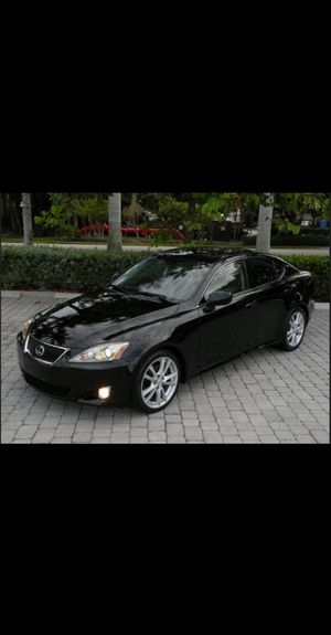Lexus IS250 not Toyota Infiniti Mercedes Nissan Acura Honda for Sale in Fresno, CA