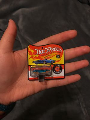 Worlds smallest Hot wheels collectible for Sale in Hazen, ND