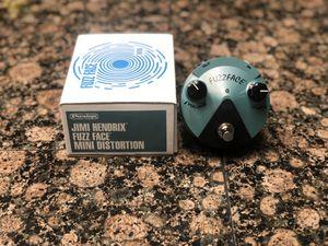 Jimi Hendrix Fuzzface Mini guitar pedal for Sale in Clovis, CA