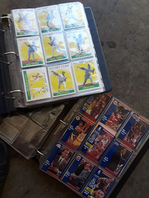 Topps , Score and fleer baseball and basketball cards for Sale in Elk Grove, CA