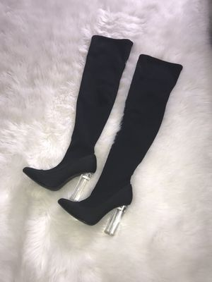 Fashion Nova Thigh High Boots for Sale in Grand Island, FL