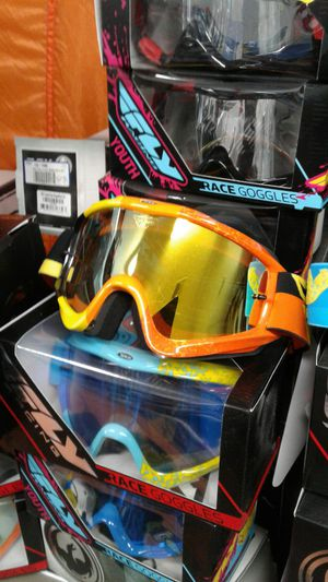 Off-road dirt bike goggles brand new fly racing for Sale in Los Angeles, CA