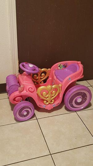 Cinderella Ride On .. for Sale in Orosi, CA