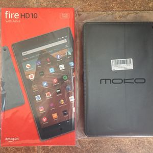 "Fire HD 10 Tablet (10.1"" 1080p full HD display, 64 GB) – Twilight Blue -Brand New for Sale in Hudson, FL"