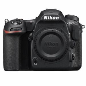 Used, New Nikon d500 with sd 64gb and shoulder bag. for Sale for sale  Woodstock, GA