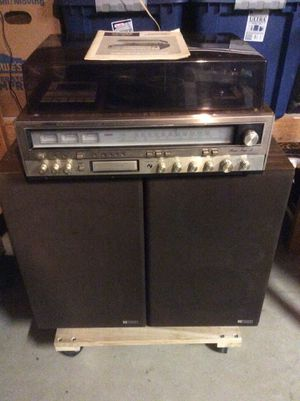 Fisher Stereo System for Sale in Visalia, CA