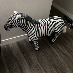 ZEBRA TOY FOR KIDS for Sale in Beverly Hills,  CA