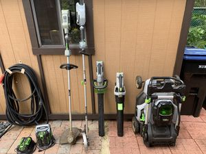 Ego Lawn Equipment- Excellent Condition for Sale in Orlando, FL