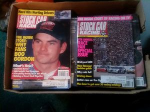 Stock car magazine for Sale in Kingsport, TN