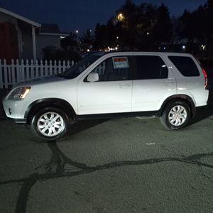 2005 Honda Cr-v for Sale in Fremont, CA