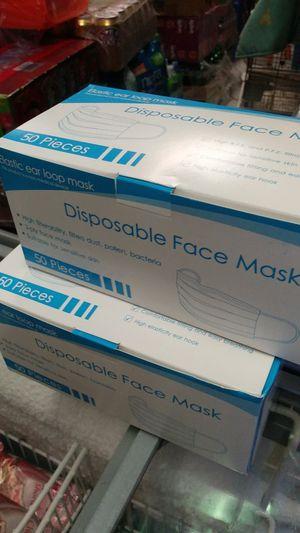 Mask. Box witn 50 for Sale in Miami, FL
