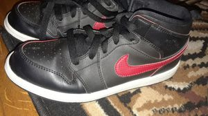 Air Jordan size 2 and 1/2 youth girls for Sale in Jacksonville, AR