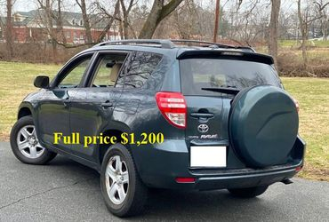👑2010 Toyota RAV4 For Sale URGENT🎁. Is available Firm Price $1200 for Sale in Denver,  CO