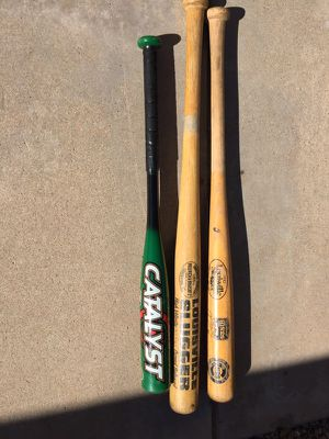 Child Baseball Bats great condition for Sale in Mesa, AZ