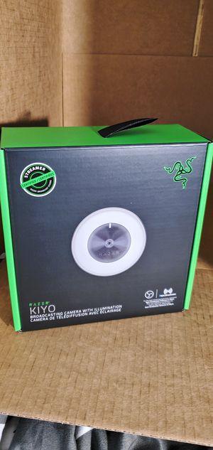 Razer KIYO Broadcasting Camera for Sale in Arlington, TX