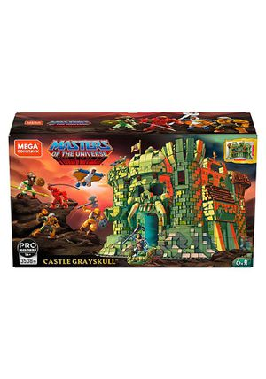 Mega Construx Masters of the Universe Castle Grayskull for Sale in Carlsbad, CA