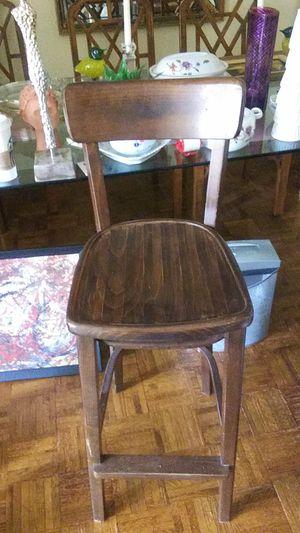 Hardwood stool. Good condition. for Sale in Washington, DC