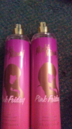 Nicki Minaj Pink Friday body mist for Sale in Milford, CT