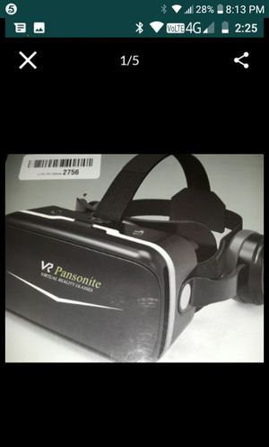 Pansonite virtual reality glasses for Sale in Palmdale, CA
