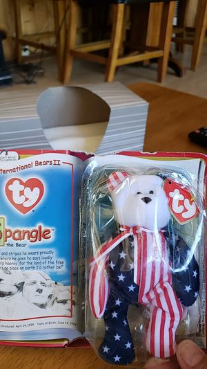 Spangle McDonald's beanie baby for Sale in Temecula, CA