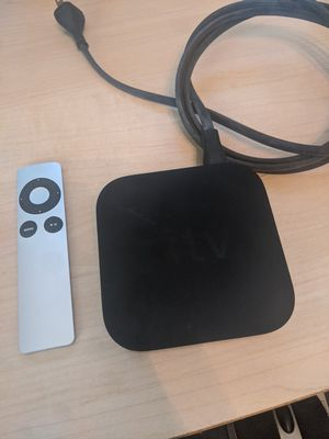 Apple TV Media steamer for Sale in Katy, TX