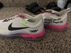 Mens Nike X Off White Shoes for Sale in Costa Mesa, CA