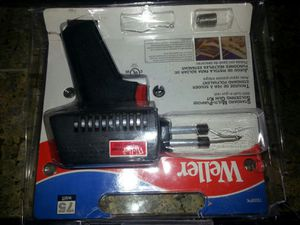 Weller Soldering iron (NEW) for Sale in South Pasadena, CA